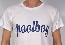 NUOVO! Cool commercio equo solidale T-SHIRT PoolBoy BIANCO von NOBILE Project