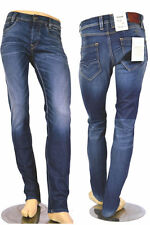 PEPE JEANS Pointe ICE choc - Collection CB2 Jeans coupe slim bleu moyen NEUF