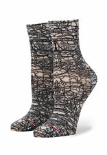 Stance Calcetines De Mujer Follow Me blanco