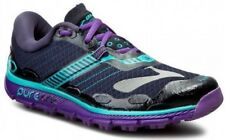 Womens Brooks PureGrit 5 Pure Grit Trail Running Jogging Shoes Trainers Size 9.5