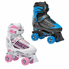 Roces quaddy kinder-rollschuhe ajustable Ajustable Scooter Patines