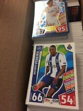 Pick Your FIGURINE 2017-18 TOPPS MATCH ATTAX UEFA CHAMPIONS LEAGUE Singles