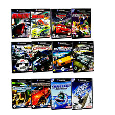 Gamecube Spiel 1080 Cars Mario Kart NFS Carbon Most Wanted Underground Wave Race