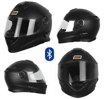 CASCO ORIGINE DELTA MODULARE APRIBILE CON BLUETOOTH INTEGRATO NERO OPACO SCOOTER