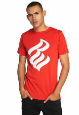 Rocawear Herren T-Shirt TEE SS RWTS009RED Red Rot