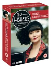 Miss fishers ASESINATO Mysteries Series 1 To 3 colección completa DVD Nuevo (