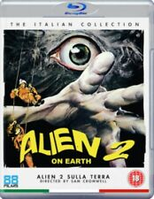 ALIEN 2 ON EARTH BLU-RAY NUOVO Blu-Ray (88fb199)