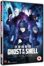 Ghost In The Shell - THE NEW FILM DVD NUOVO DVD (mang3187)