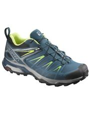 Salomon X Ultra 3 Scarpe Uomo, Mallard Blue/Reflecting Pond/Lime Green