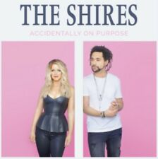 THE SHIRES - Accidentally On Purpose NUOVO CD