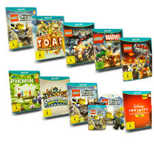 Wii U Kinderspiel Captain Toad Lego City Undercover Splatoon Super Mario Maker