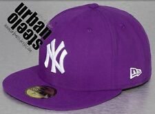 Gorra visera plana NEW ERA original 59fifty NY New York hiphop fitted hat cap