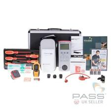 NEW Seaward Primetest 100 PAT Tester Essentials Kit - Labels, DVD,Logbook + More