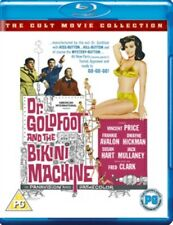 DR.GOLDFOOT AND THE BIKINI MACHINE BLU-RAY NUEVO Blu-ray (101films184br)