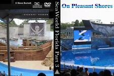 SeaWorld Orlando Part 3 - On Pleasant Shores DVD or Blu-Ray (NEW & SEALED)