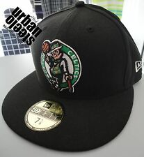 Gorra visera plana original NEW ERA 59fifty Boston CELTICS fitted hat cap hiphop