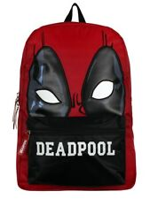 Marvel Deadpool Face Red Backpack 32 x 48cm