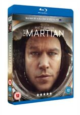 The Martian 3D+2D BLU-RAY NUOVO Blu-Ray (6456015044)