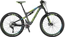 Scott 2017 Genius 710 Plus Full Suspension MTB - Grau (Größe S/M/L) [NEU]