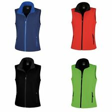 Result Core - Chaleco softshell  para mujer (RW3698)