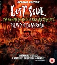 Lost Soul - The Doomed Journey of Richard stanleys La Isla dr moreau Blu-ray N