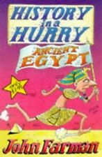 History en Hurry : Antiguo Egipto por Farman John Libro Aceptable (Libro
