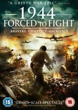 1944 Forced To Fight DVD Nuevo DVD (hfr0408)