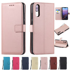 Luxury Flip Leather Phone Case For Huawei P Smart P20 Pro Wallet Card Slot Cover