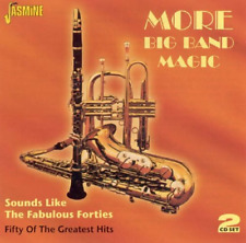 More Big Band Magic: Sounds Like The Fabulous Forties, Various Artists, Good CD
