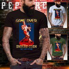 Rocky Balboa v Ivan Drago Boxing t shirt gym training mens top athletic IV 4