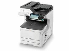 OKI MC873dn 600 x 1200DPI LED A3 35ppm (OKI Mc873DN MFP 4 In 1 A3 Colour Printer