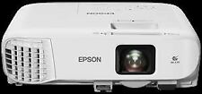 Epson EB-980W Ceiling-mounted projector 3800ANSI lumen 3LCD WXGA (1280x800) Grig