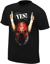 WWE DANIEL BRYAN & KANE Yes! Team Hell No Reunited OFFICIAL AUTHENTIC T-SHIRT
