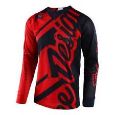 Troy Lee 2018 Adulti se Aria Shadow Mx Motocross Enduro MTB Mountain Bike Jersey