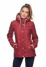 Ragwear Giacca Donna Marge 1821-60045 Rosso Vinaccia Red 4055