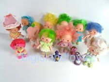 Strawberry Shortcake Kenner Action Figure Dolls Many Different [PICK / CHOICE]