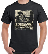 Punk Festival - T-Shirt Uomo Punk Rock Sex Pistols Anarchy Green Day The Jam