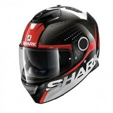 Casco Shark Spartan Carbon Cliff DRW