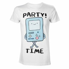Adventure Time - T-Shirt BMO Party
