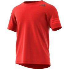 Adidas Performance Herren Trainingsshirt FreeLift Climacool T-Shirt Orange Neu
