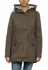 Superdry Giacca Donna Rookie Sherpa Multi Giacca Cachi