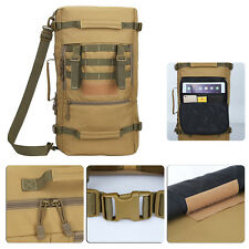 NEW 50L Outdoor Tactical Molle Military Rucksacks Backpack Travel Camping Bag
