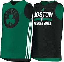 Adidas NBA Boston Celtics [Talla 128 164] Camiseta Reversible G77989 Rev Tanque