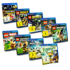 Ps Vita Juego Infantil Lego Batman 2 Hobbit Little Big Planet Mickey Epic 2