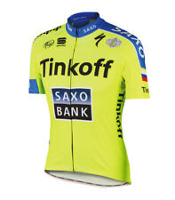 Rare Saxo Bank CSC cycling jersey Team issue rider Johny Bellis ... da0ea870c