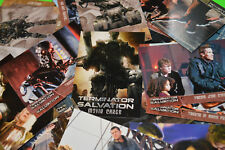 Terminator Salvation Movie (Topps 2009) Trading Cards -{select your}- Base