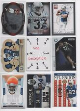 Indianapolis Colts BLOWOUT Lot #3 - Serial #'d - Rookies - **FREE COMB SHIPPING*