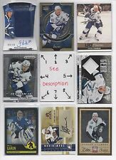 Tampa Bay Lightning #2 - Serial #'d Rookie - Jersey - Auto  U-PICK - SEE LOT #2