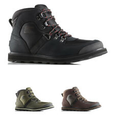 Mens Sorel Madson Sport Hiker Waterproof Leather Winter Snow Ankle Boots UK 7-13