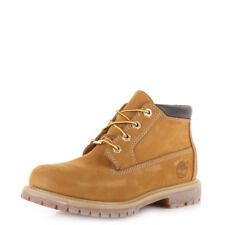 Womens Timberland Nellie Chukka Wheat Yell Double Waterproof Ankle Boots Size